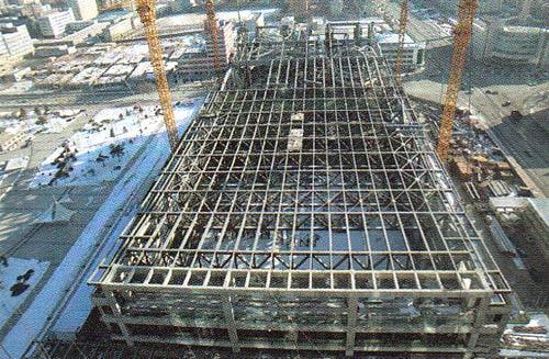 高层钢结构-廊坊天荣钢结构建筑工程有限公司